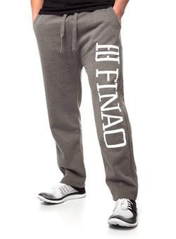 FINAO Classic Sweatpant - White