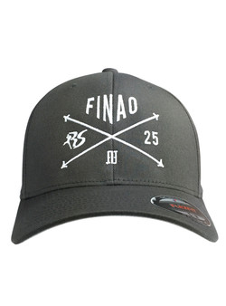 Richard Sherman RS25 FX Flexfit Hat - Silver
