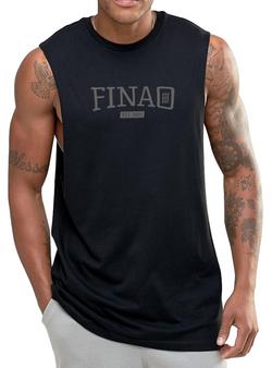 FINAO Classic Men's Muscle Tee