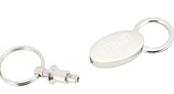 FINAO Classic Two-Piece Detachable Keychain