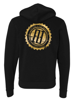 Women's Limited Edition FINAO Gear Zip Hoodie