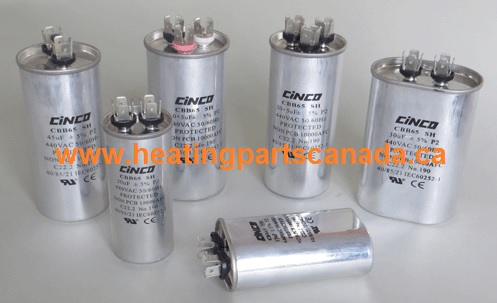AC Motor capacitors Mississauga Canada - Shop for Furnace & AC Parts
