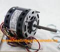 GE 3589 blower motor Canada Mississauga Ottawa 3/4 hp 115V 1075 RPM