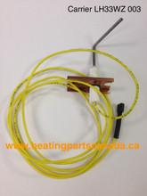 Gt Carrier Oem Flame Sensor Lh33wz003 Shop For Furnace