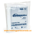 Generalaire #990-13 Humidifier Filter Case of 2