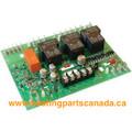 ICM289 Control Furnace board