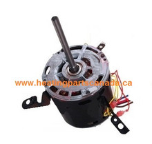 Direct Drive Blower Motor with Legs 1/4 hp - 115V