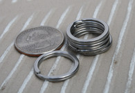 Connection Rings - Stainless Steel- Medium