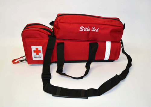 Little Red Cross Oxygen Therapy Bag