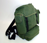Army Green Small Rucksack