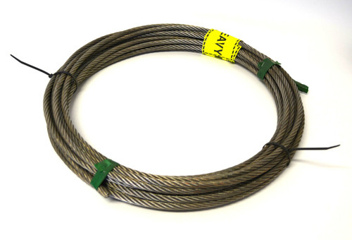 22.5 m Stainless Steel Wire Rope/Cable 7x19 G316