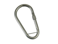 Screw Gate Carabiner with large opening