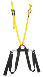 Patient Tie-In System Pelvic Harness