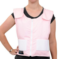 Cool Vest Pink With Cool Pack - front