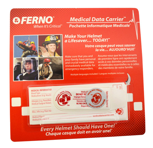 Ferno Medical Data Carriers