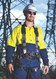 Advantage Tower EWP Abseil + Harness M - 2015 & 2018 front - sample picture only but harness looks the same