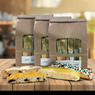 Build-a-Gift - Choose Your 12 Gourmet Biscotti Flavors