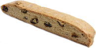Cinnamon Raisin Flavored Biscotti