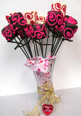 Sweetheart Marshmallow Bouquet