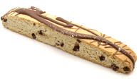 Walnut Chip Flavored Biscotti - 50 piece minimum