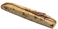 Chunky Monkey Flavored Biscotti - 50 piece minimum