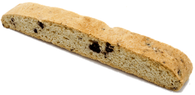 Blueberry Flavored Biscotti - 50 piece minimum