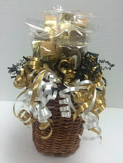 Father's Day Gourmet Biscotti Gift Basket