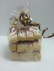 Father's Day 12 Mini Truly Vanilla Gourmet Biscotti