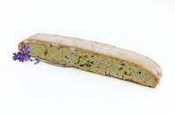 Lavender Vanilla Biscotti