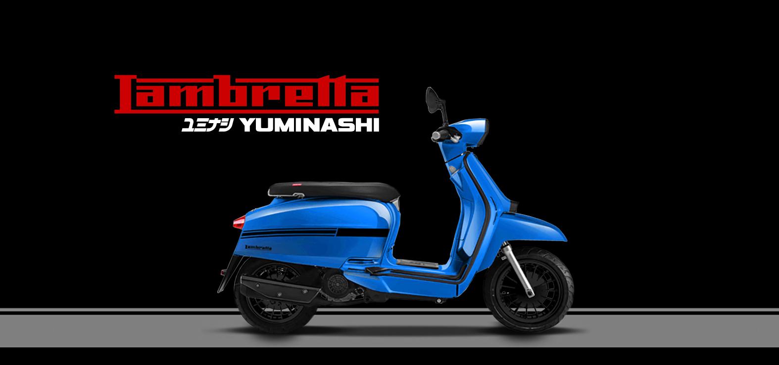 Yuminashi Tuning Parts For Lambretta Scooters
