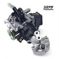 Injector Installed in the Throttle Body (Downdraft setup) (Possibility 1)