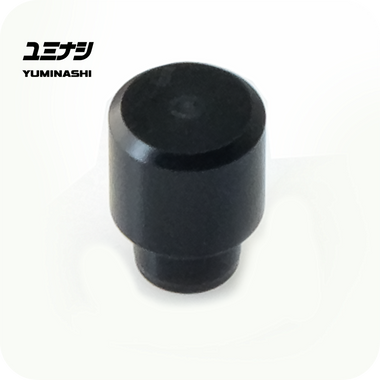 INJECTOR HOLE SEALING BUTTON (BLACK) (view)