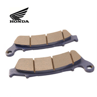 GENUINE HONDA BRAKE PAD SET, FRONT (SH125i / SH150i) (06455-K01-901 / 06455-K01-902)