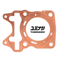 YUMINASHI 54MM - 60MM SINGLE COPPER HEAD GASKET (eSP 125 HEAD)