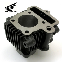 GENUINE HONDA 72CC CYLINDER BLOCK (47MM BORE) -087-