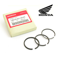 STD PISTON RINGS, GENUINE HONDA (Z100 / CZ100 / C100) (13010-001-004R)