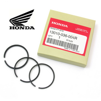 STD PISTON RINGS SET, GENUINE HONDA (ST50 / Z50 / CF50 / SS50) (13010-036-004R)