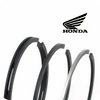 0.25 PISTON RINGS SET, GENUINE HONDA (ST50 / Z50 / CF50 / SS50) (13020-036-004R)