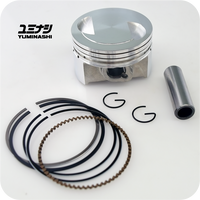 143CC LIGHT BORE UP PISTON (MSX/SF - GROM/SF - MONKEY 125) (13101-K26-5613A)