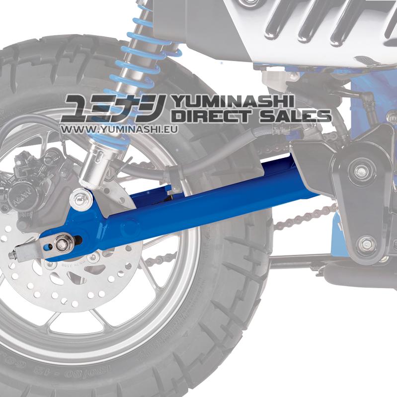 SWINGARM *B231P* PEARL GLITTERING BLUE (Z125 MONKEY - 2018)