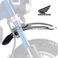 GENUINE HONDA FENDER, FRONT, CHROME *YRA05L* (Z125MK MONKEY - 2018) (61100-K0F-T00)