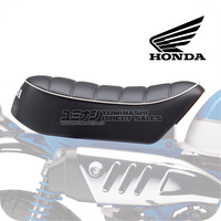 GENUINE HONDA SEAT COMP., SINGLE *TYPE1* (Z125 MONKEY) (77100-K0F-T01ZA )