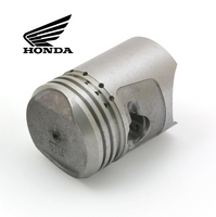 GENUINE HONDA PISTON Ø40.75MM, 0.75 (Z100 / CZ100 / C100 / C310-S / C320-S) (13104-001-000A)
