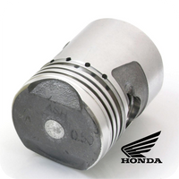 GENUINE HONDA PISTON Ø39.50MM, 0.50 6V. (Z50 / Z50M / Z50A / Z50R / ST50 / CD50 / SS50...) (13103-036-000A) (CF120 PISTON TYPE)