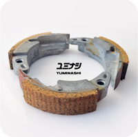 YUMINASHI COPPER CORE CLUTCH LINER / CLUTCH WEIGHT SET (SH125i/150i - ZOOMER-X - MIO115/125 - NOUVO - ...) (22535-KTF-980C)