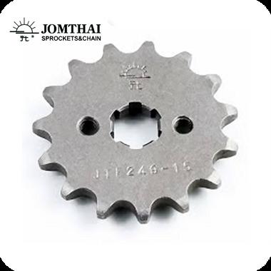 GENUINE JT SPROCKET 15T HIGH CARBON STEEL SPROCKET (JTF249)