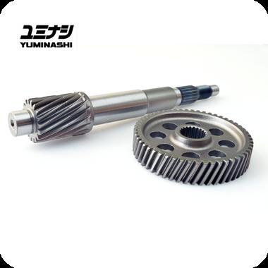YUMINASHI 18/53 PRIMARY GEAR COMBO (PCX125/150 - CLICK125 - SH125/150 - AIRBLADE 125) (23411-KWN-1853)