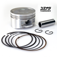 59MM (14MM PIN) HIGH COMPRESSION PISTON (PCX150 / SH150i / CLICK150 / VARIO150) (13100-KZY-5914B)
