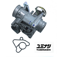 YUMINASHI 25.4MM PGM-FI THROTTLE BODY UPGRADE SET (16410-GFC-254) (VISION 50)