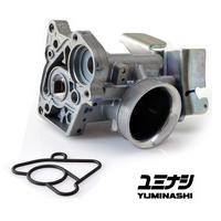 YUMINASHI 27MM PGM-FI THROTTLE BODY UPGRADE SET (VISION 50 - PCX125/150 V1 - SH125/150 eSP) (16410-KWN-027)